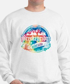 Breckenridge Old Tie Dye Sweatshirt