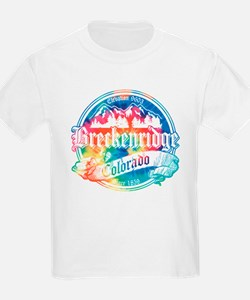 Breckenridge Old Tie Dye T-Shirt