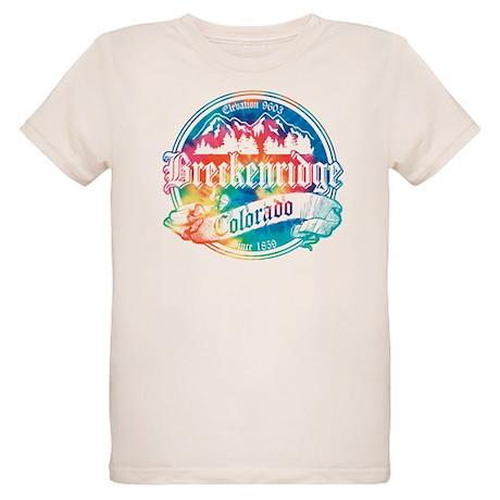 Breckenridge Old Tie Dye Organic Kids T-Shirt