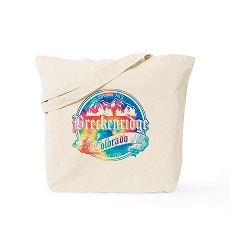 Breckenridge Old Tie Dye Tote Bag