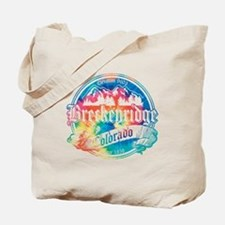 Breckenridge Old Tie Dye Tote Bag