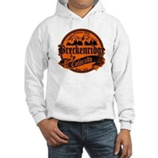 Breckenridge Old Black & Orange Hoodie