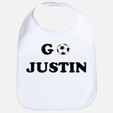 Go JUSTIN Bib