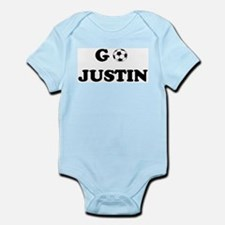 Go JUSTIN Infant Creeper