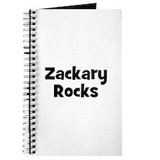 Zackary Rocks Journal