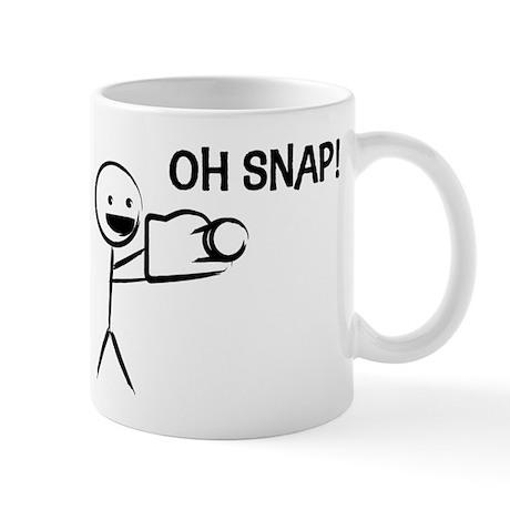 Oh Snap Stick! Mug