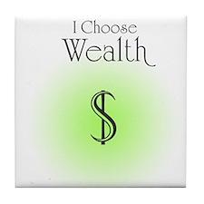 Wealth Tile Coaster