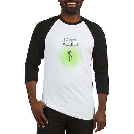 Wealth Baseball Jersey