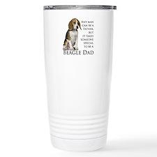 Beagle Dad Travel Mug