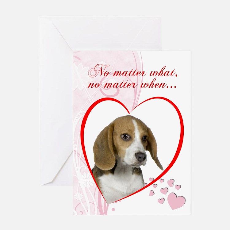 "Beagle ""Just Whistle"" Valentine"