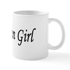 """""""Nice Indian Girl"""" Mug"""