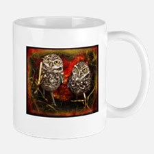 Burrowing Owls Mug