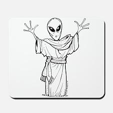 Ancient Alien Mousepad