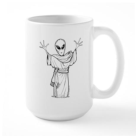 Ancient Alien Large Mug