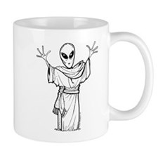 Ancient Alien Mug