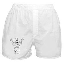 Ancient Alien Boxer Shorts