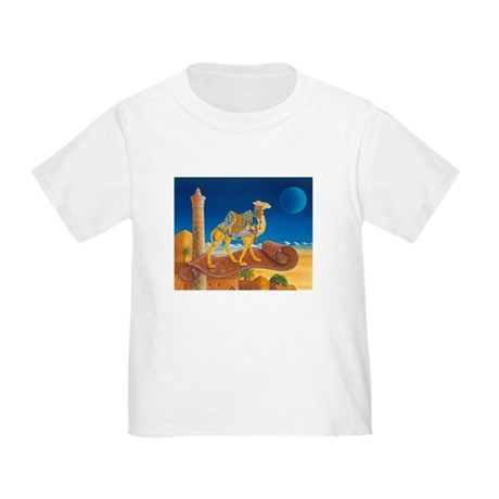Duo Magic Camels Toddler T-Shirt