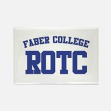 Faber College ROTC Rectangle Magnet
