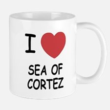 I heart sea of cortez Mug