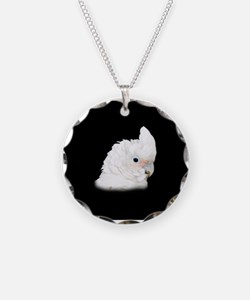 Goffin Cockatoo Necklace