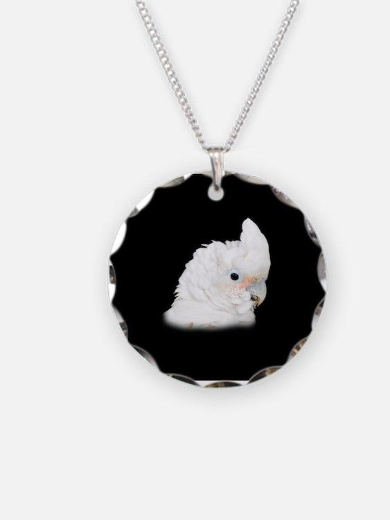 Goffin Cockatoo Necklace