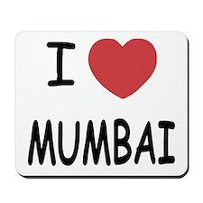 I heart mumbai Mousepad