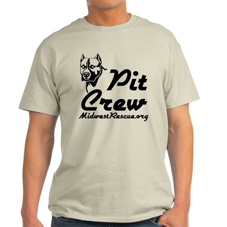 Pit Crew Light T-Shirt