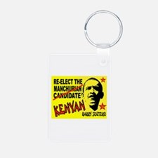 NOT AMERICAN Keychains