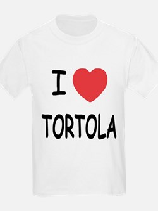 I heart tortola T-Shirt
