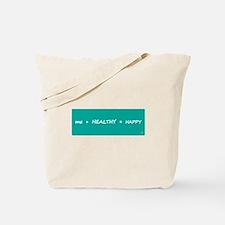 HAPPY MATH > tote bag