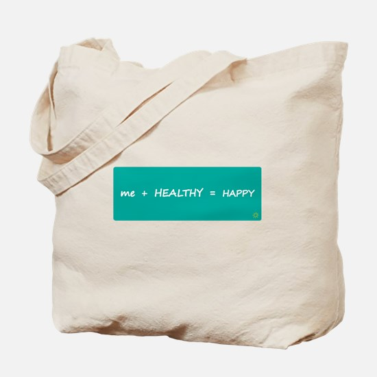 HAPPY MATH > tote bag
