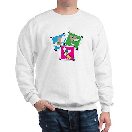 Chihuahua Photographs Sweatshirt