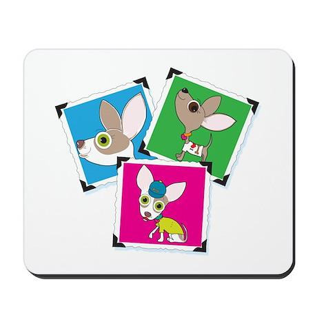 Chihuahua Photographs Mousepad