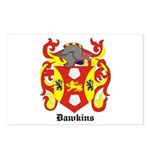 Dawkins Coat of Arms Postcards (Package of 8)