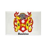 Dawkins Coat of Arms Rectangle Magnet