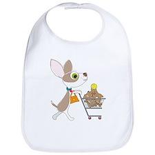Chihuahua Shopping Bib