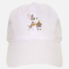 Chihuahua Shopping Baseball Baseball Cap