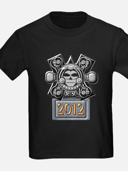 2012 Mayan Crossbones T