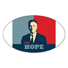 Jon Huntsman Real Hope Decal