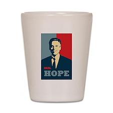 Jon Huntsman Real Hope Shot Glass