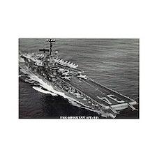 USS ORISKANY Rectangle Magnet