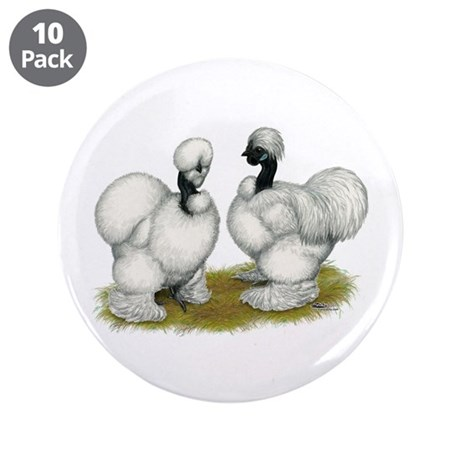 "Showgirl Bantams 3.5"" Button (10 pack)"