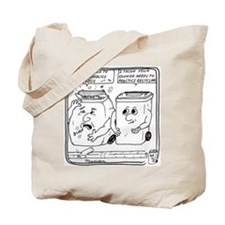 Alcoholics Anonymous Tote Bag