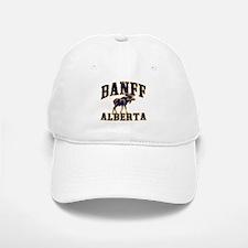 Banff Moose Baseball Baseball Cap