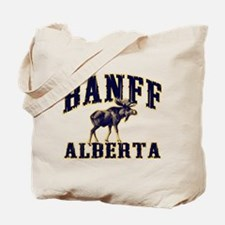 Banff Moose Tote Bag