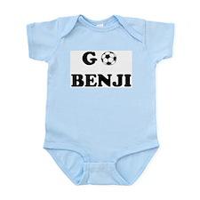 GO BENJI Infant Creeper