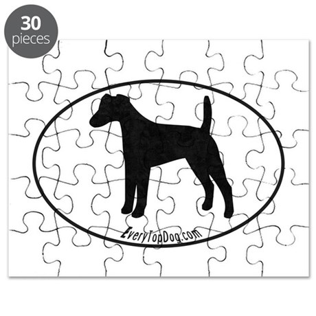 Smooth Fox Terrier Puzzle