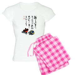 Japanese Tops Pajamas