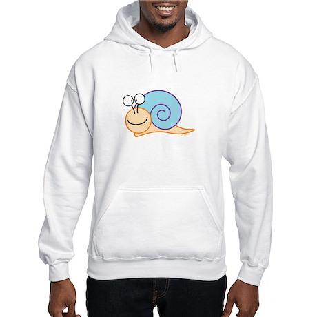 Boy Snail Hooded Sweatshirt