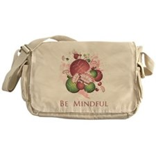 Be Mindful Messenger Bag